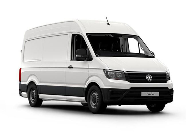 commercial van hire stirling