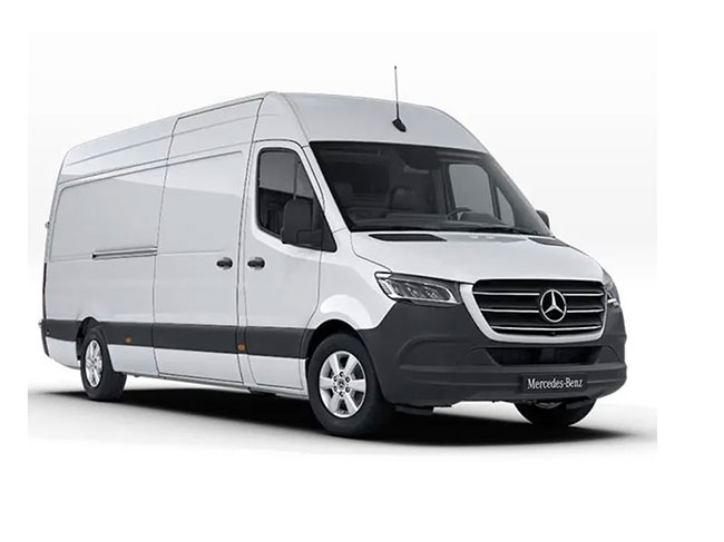 stirling van hire