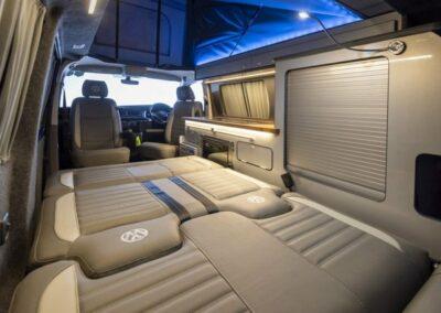 VW Campervan - Interior
